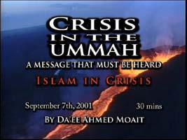Islam in Crisis